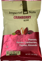 Imperial Nuts Cranberry Blend 85 gr., 18/cs
