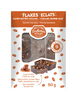 Truffettes de France Gourmet Chocolate Flakes Salted butter Caramel 50 gr., 12/cs