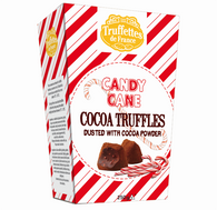 Truffettes de France Candy Cane Cocoa truffle 250 gr., 18/cs