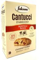 Falcone Cranberry Cantucci (Biscotti) 180 gr., 12/cs