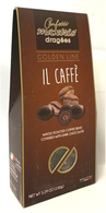 Confetti Maxtris Whole roasted coffee beans covered with dark chocolate 150 gr., 12/cs