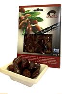 Amalthia Greek Kalamata olives 200 gr., 16/cs