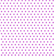 "Printed Cellophane roll LAVENDER DOTS 40""x100'"