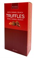 Made Maple Caramel Crunch Truffles 100 gr., 18/cs