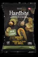 Hardbite Handcrafted Style Chips - Honey Dijon 128 gr., 15/cs