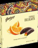 Goplana orange delights 190 gr., 10/cs