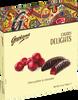 Goplana cherry delights 190 gr., 10/cs