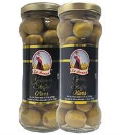 La Donna Garlic Stuffed Olives 240 gr., 12/cs