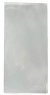 "8.5""x12"" -Clear Cellophane bags  - 40 micron (1.6 mil) 100 bags/bundle"