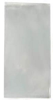 "8.5""x12"" -Clear Cellophane bags  - 40 micron (1.6 mil) 100 bags/bundle"