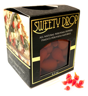 Sweety Drop all natural Peruvian peppers 122 gr., 12/cs