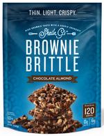 Sheila G's Brownie Brittle - Chocolate Almond 142 gr. 12/cs