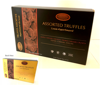 Chocolat Classique Assorted Truffles - Luxe Assortment 300 gr., 12/cs
