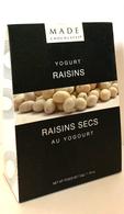Made Chocolates - Yogurt Raisins 50 gr., 18/cs