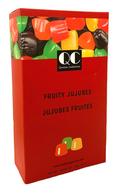 Qustom Confections Fruity Jujubes 150 gr., 18/cs