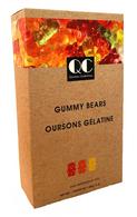Qustom Confections Gummy  Bears 140 gr., 18/cs