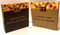 Qustom Confections Caramel Corn 80 gr., 18/cs (GD/BR)