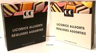 Qustom Confections Licorice Allsorts 150 gr., 18/cs