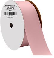 "1.5"" Wide Satin ribbon, 50 yards - PINK"