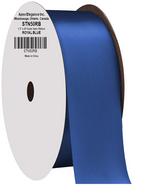 """1.5"""" Wide Satin ribbon, 50 yards - ROYAL BLUE"""