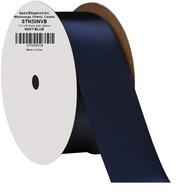 "1.5"" Wide Satin ribbon, 50 yards - NAVY BLUE"