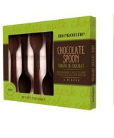 Meronne milk & dark chocolate 6pack spoons 75 gr., 15/cs
