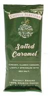 Coffee Masters Salted Caramel freshly ground Arabica Coffee 42 gr., 24/cs
