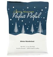 Coffee Masters Winter Wonderland freshly ground Arabica Coffee 42 gr., 12/cs