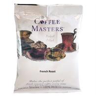 Coffee Masters French Roast coffee 42 gr., 12/cs