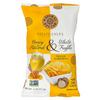 Natural Nectar Honey Mustard & White truffle potato chips 141 gr., 9/cs9/cs