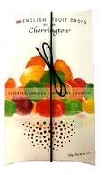 Cherrington English Fruit Drops 100 gr., 18/cs