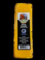 Farmer's Market Cheese - Sharp Cheddar 198 gr., 24/cs