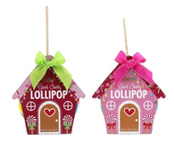 Too Good Gourmet CANDYLAND Giant Swirly Lollipop 12/cs (2 colours)