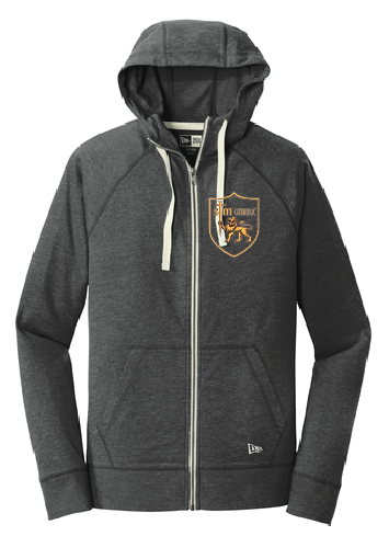 This mens lightweight hoodie has lived-in, sueded softness and vintage appeal