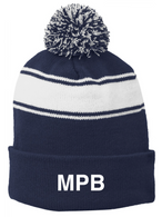 MPB Embroidered Beanie
