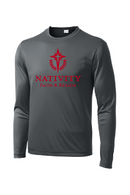 Nativity Adult Unisex Long Sleeve Tech