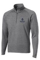 Wear this 1/4 Zip Pullover year round for any sporting event.