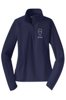 Saints Peter and Paul Womens Quarter Zip