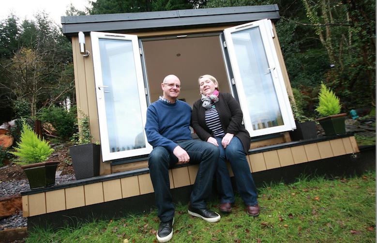 Garden Room, Snowdonia, North wales