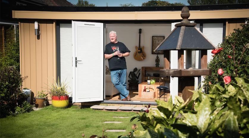 Garden Room in Warrington, Cheshire