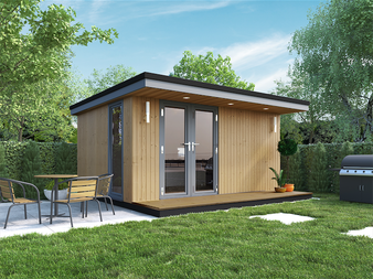garden room, garden rooms, garden offices, garden office, canopy classic LH, garden buildings, garden studio, garden rooms north wales, garden rooms cheshire, garden rooms wirral