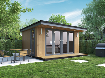 Garden Rooms Offices North Wales Wirral Cheshire