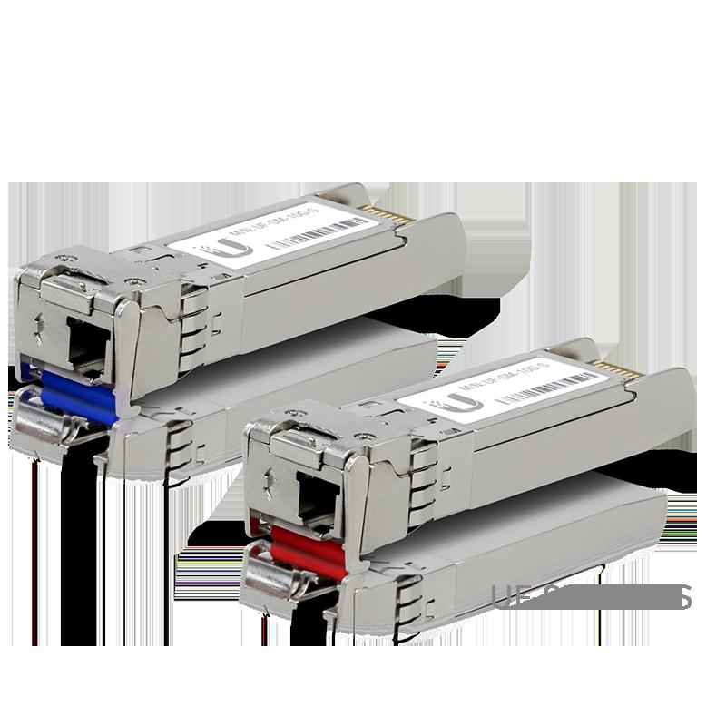 Ubiquiti Networks UF-SM-10G-S SFP+ Single-Mode Fiber Module (2-Pack)