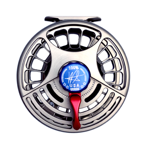 Seigler BF (Big Fly) 11-13 Weight Fly Reel