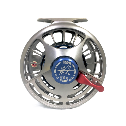 Seigler SF (Small Fly) 6-8 Weight Fly Reel