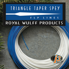Royal Wulff Super Salmon Spey Fly Line Box Front