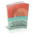 Recruiting, Motivating & Retaining Volunteers - Digital Kindle, Nook, Apple Books - RMR