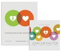 Evangelism Is Relationships Participants Set -EiR - Workbook Plus John 3:16 Living Guide