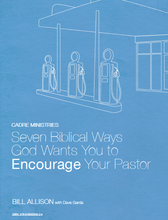 eBook/Pdf: 7 Biblical Ways God Wants You to Encourage Your Pastor E-book (EncouragePastor-eBook). For Computer, Tablet & Smart Devices or Book Readers. Non-Printing Digital File.