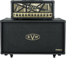 EVH 5150 III Head EL34 50w Black Head & Matching 2x12 EVH Cabinet